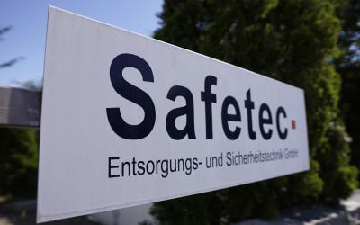 Safetec sucht bundesweit